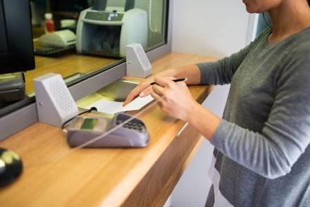 Certificado de honorabilidad para un banco