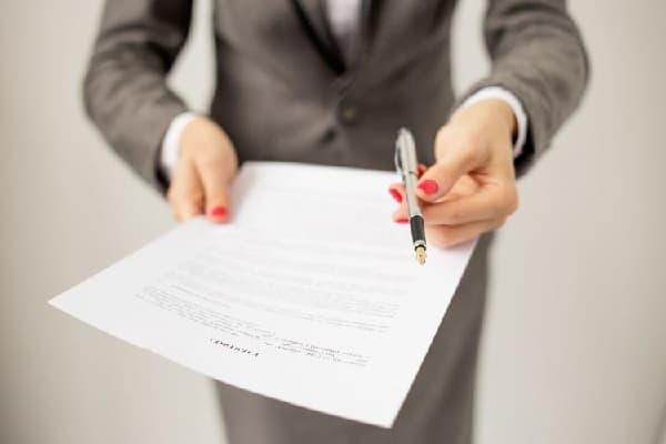 aprender a redactar un certificado de honorabilidad