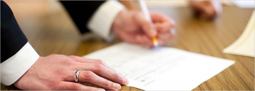 redactar un certificado de confianza y honorabilidad